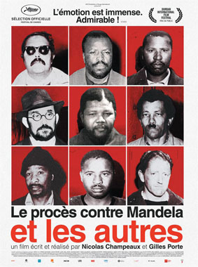 le proces contre mandela